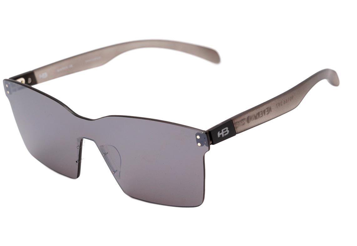 Lançamento   Hb Nevermind Mask - Óculos De Sol Matte Onyx - R  200 ... 009bebc6e3