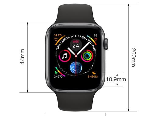 lançamento iwo 8 muito parecido ao apple watch 4 2019 iwo8