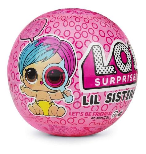 lançamento lol surprise lil sister eye spy pronta entrega