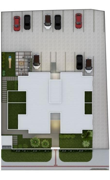 lançamento | minha casa minha vida | 2 dorms. e sacada com churrasqueira | barra do aririu - palhoça/sc - ap5980