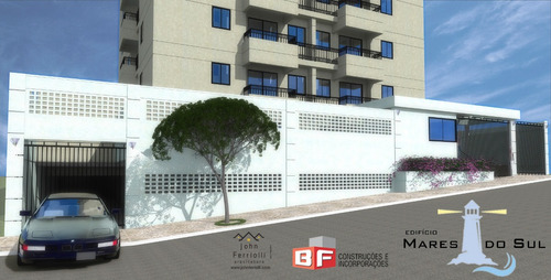 lançamento no nova aliança em ótima localização, edificio mares do sul, 2 dormitorios, varanda e 50 m2 de area util. plano minha casa minha vida - ap00741 - 32479904
