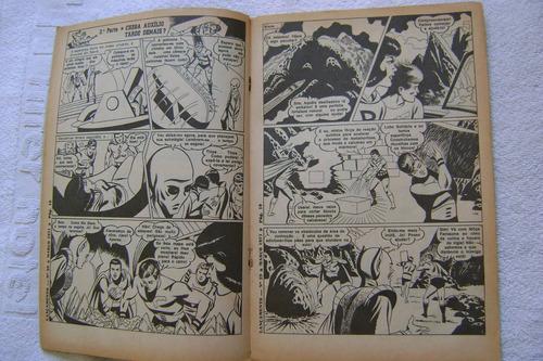lançamento no.29 a legião dos super-heróis mar 71 ebal raro!