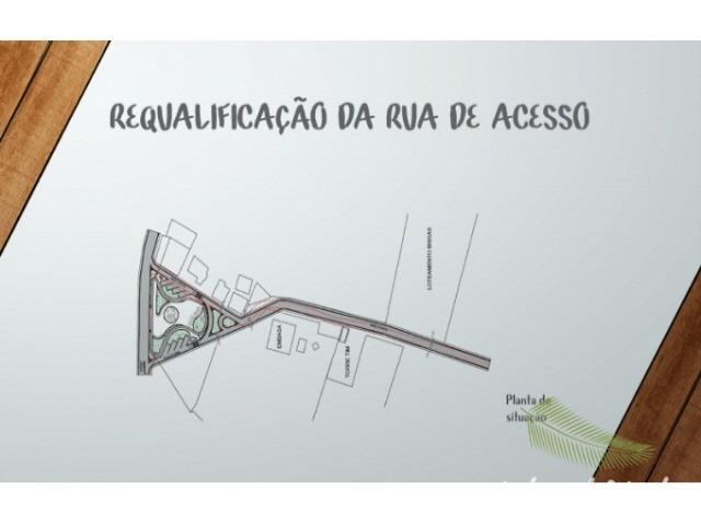 lançamento oahu - alto de imbassaí - 2 quartos suítes com vista para o mar - uni185 - 32094372