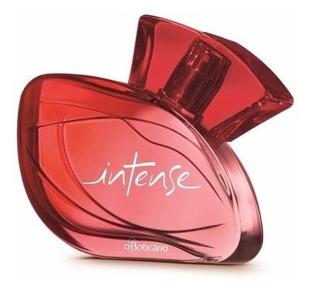 lançamento perfume intense boticário 70 ml com brindes!!