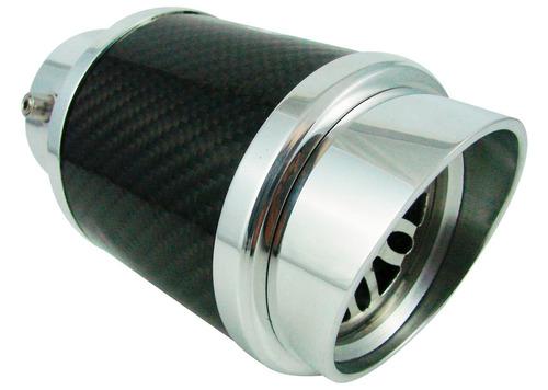 lançamento ponteira 90mm turbo megavision fibra de carbono