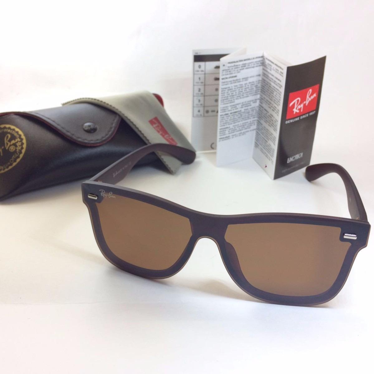 becf1557f7de1 Lancamento Rayban Oculos Blaze Espelhado Promocao - R  45,15 em ...