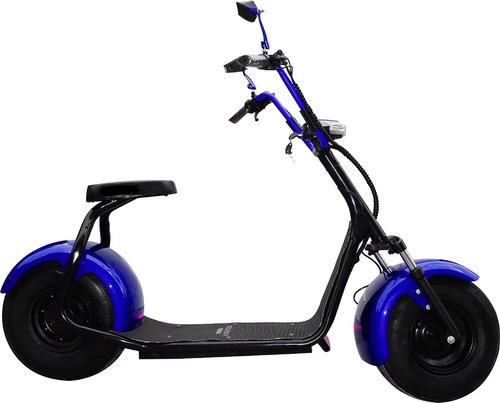 lançamento road city scooter 1000w 60v