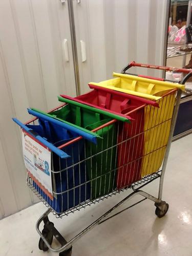 lançamento!!!! sacola para mercado..facilidade em sua compra