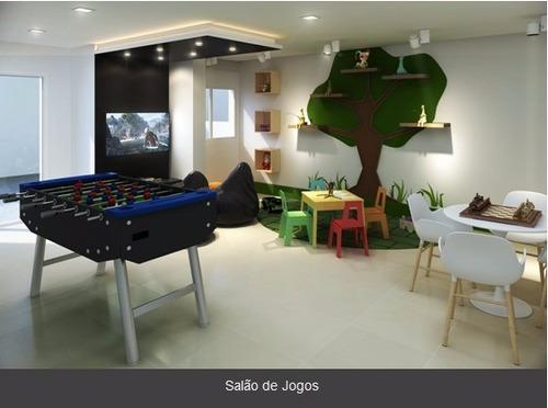 lançamento santo andré  61 m²