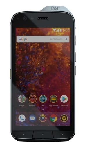 lançamento smartphone caterpillar s61 tela5.2 64gb 4g 2 chip