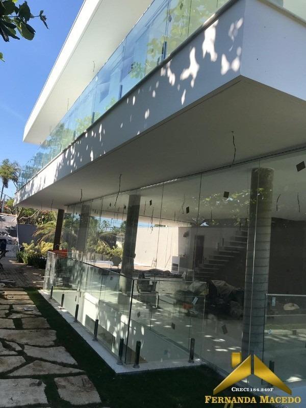 lançamento - sobrados em condomínio fechado de altíssimo padrão com 3 pavimentos, piscina privativa no canto do moreira, área nobre em maresias. - ca00052 - 34232606