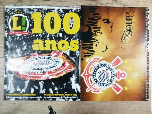 lance! corinthians 100 anos