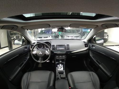 lancer 2.0 gt 16v gasolina 4p automatico 2011/2012