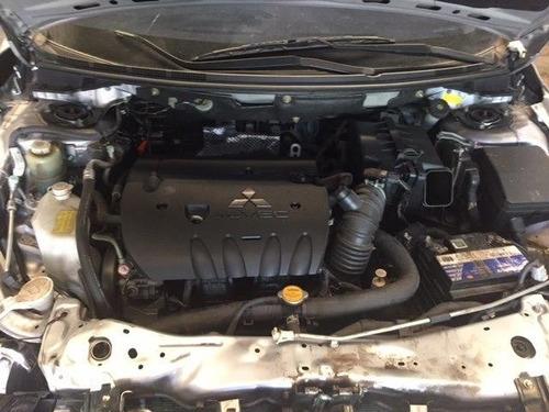lancer 2014 sucata motor cambio lataria retirada peças