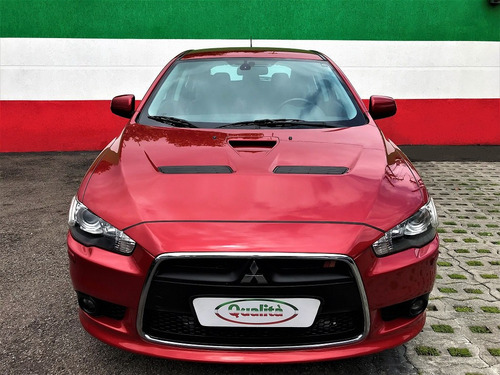 lancer sport ralliart 2.0 4x4 turbo/intercooler. lindo carro