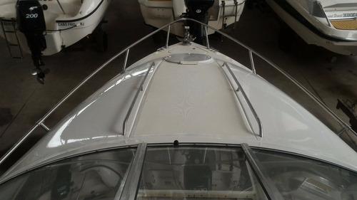 lancha 25 cabinada criscraft mercruiser 5.0 a1 2011  nova