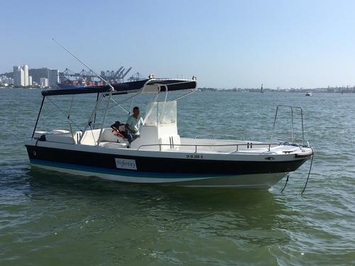 lancha 29 pies, 2 motores envinrude 115 hp e-tec