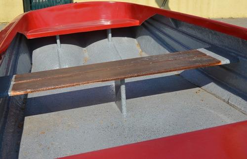 lancha 3.30 m eslora, 1,40 m de manga, 90 kgs aprox