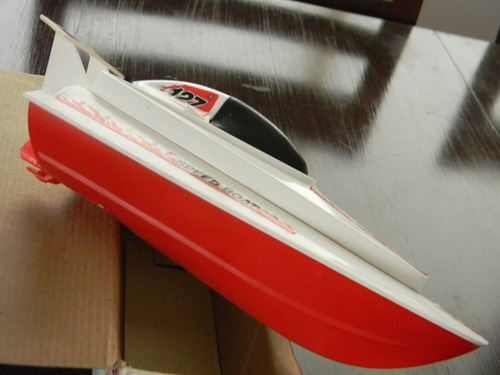 lancha a pilas speed boat juguete bañera pileta envíos m. p.