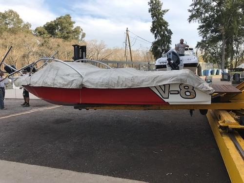 lancha air victoria wakeboard.-
