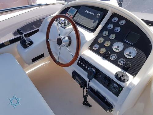 lancha altamar 50 iate n azimut phantom focker intermarine