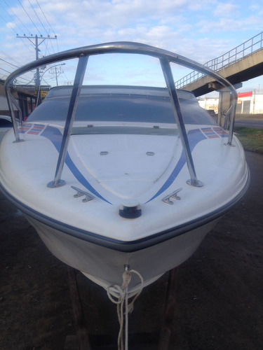 lancha alternativa 21 cabianda mercury 115 hp (2013 c/ 59hs)