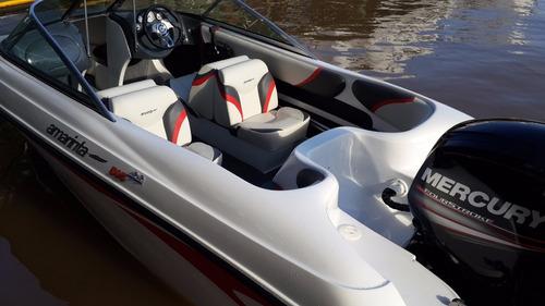 lancha amarinta 505 con mercury 75 hp 4t 2017 nueva 0 hs
