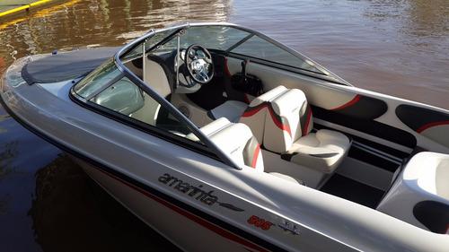 lancha amarinta 505 con mercury 90 hp 2t 2018 nueva 0 hs