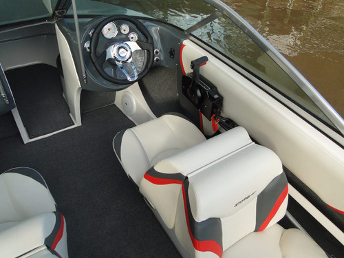 lancha amarinta 505 con suzuki 90 hp 4t 2017 nueva 0 hs
