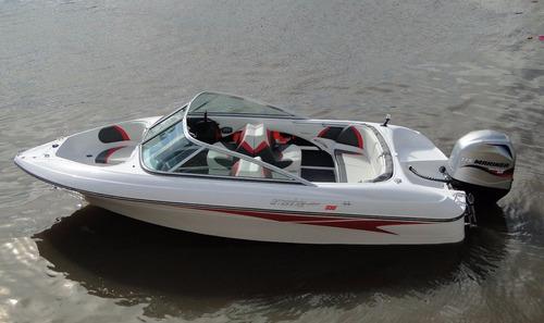 lancha amarinta 535 con mercury 115 hp 4t 2017