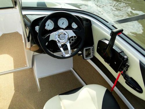 lancha amarinta 535 con mercury 115 hp 4t año 2013 110 hs.