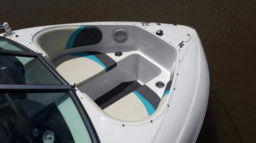 lancha amarinta 535 con suzuki 115 hp 4t 2017 nueva 0 hs