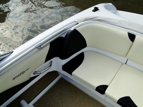 lancha amarinta 535 con suzuki 140 hp 4t 2017 nueva 0 hs