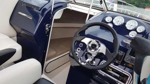 lancha amarinta 620 cuddy c/ mercury 150 hp 2019 10 % off