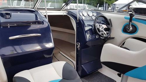 lancha amarinta 620 cuddy c/ mercury 150 hp 2020 10% off !!