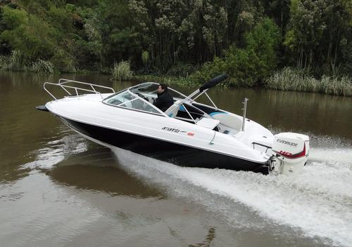 lancha amarinta 620 cuddy casco sin motor 2017 nueva 0 hs