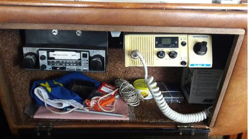 lancha americana. regal cuddy 2100. 1981. poco uso .