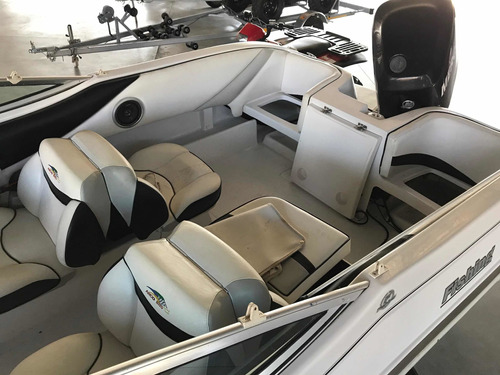 lancha arco iris fhishing 551 con mercury 125 hp optimax