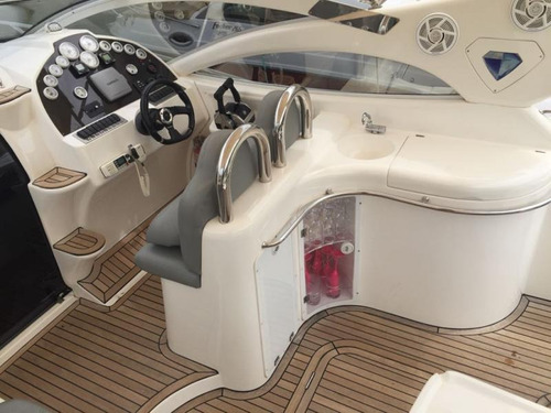 lancha armada 300, 2011. 02 mercruiser 4.3  marina atlântica