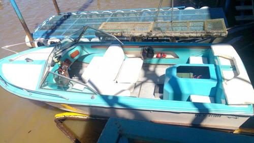 lancha astillero artesano original ford sprnt 100hrs
