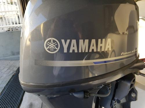 lancha athena 16 c/ yamaha f60 conj 2016