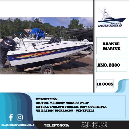 lancha avance marine (bayliner) lv435