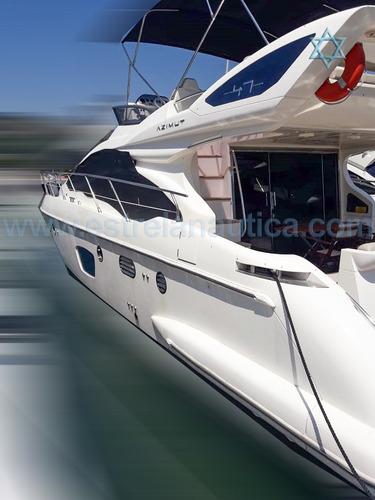 lancha azimut 47 barco iate n phantom ferretti sunseeker