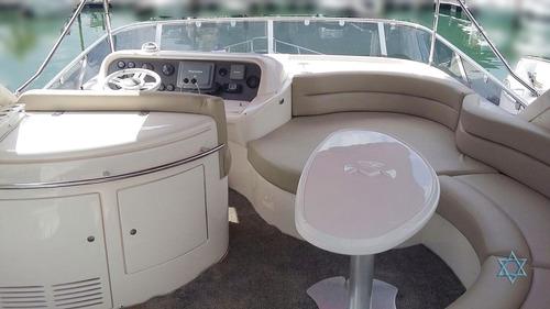 lancha azimut 60 iate barco n sunseeker phantom riostar