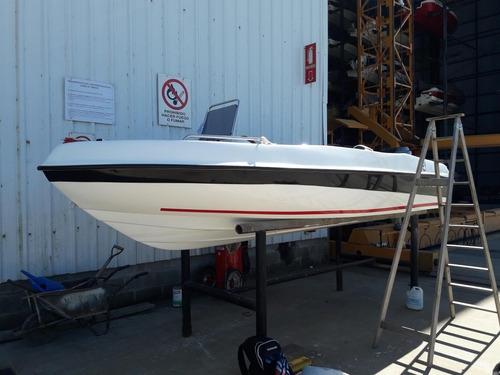 lancha bahamas fisher 490