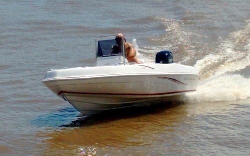 lancha bahamas fisher 490 con mercury 60  okm!!