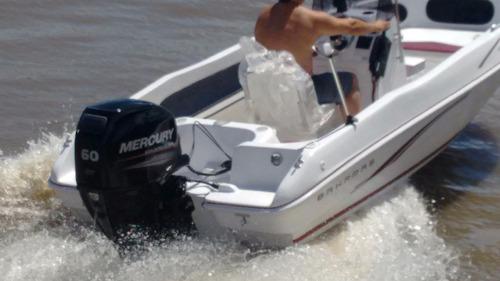 lancha bahamas fisher 490 sin motor