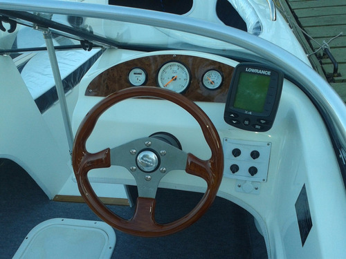 lancha bahamas open 490 sport con mercury 90 hp 2t okm
