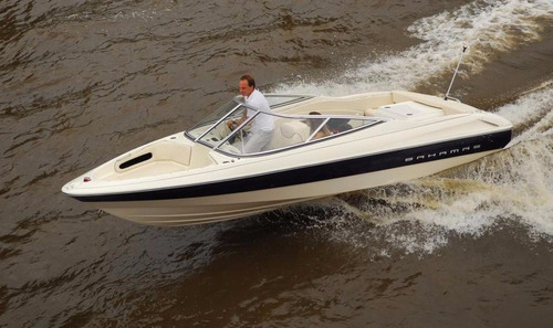 lancha bahamas open 610 nc c/mercruiser 4.3 190 hp!!!