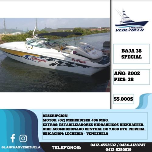 lancha baja 38 special lv504